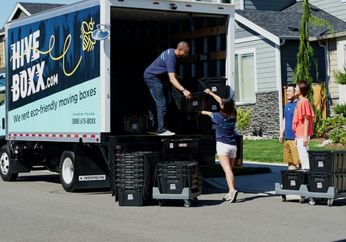 The right way to plan out moving day in three steps