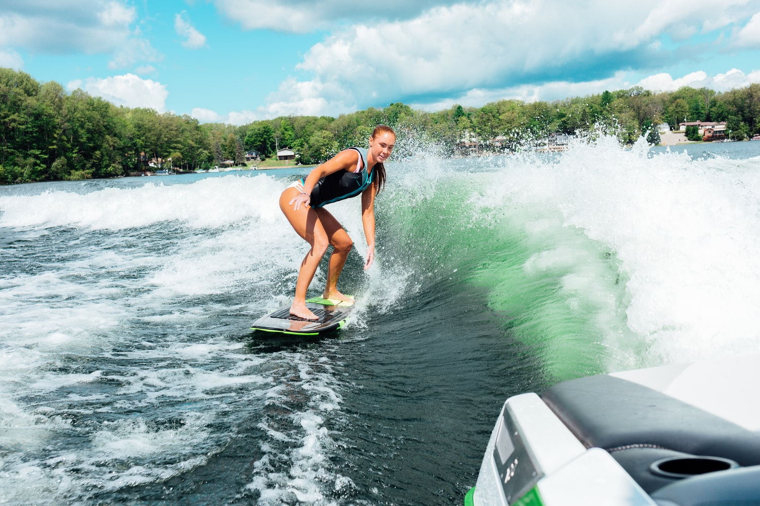 Benefits of water sports